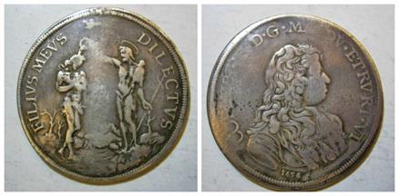 Piastra, o scudo d'argento