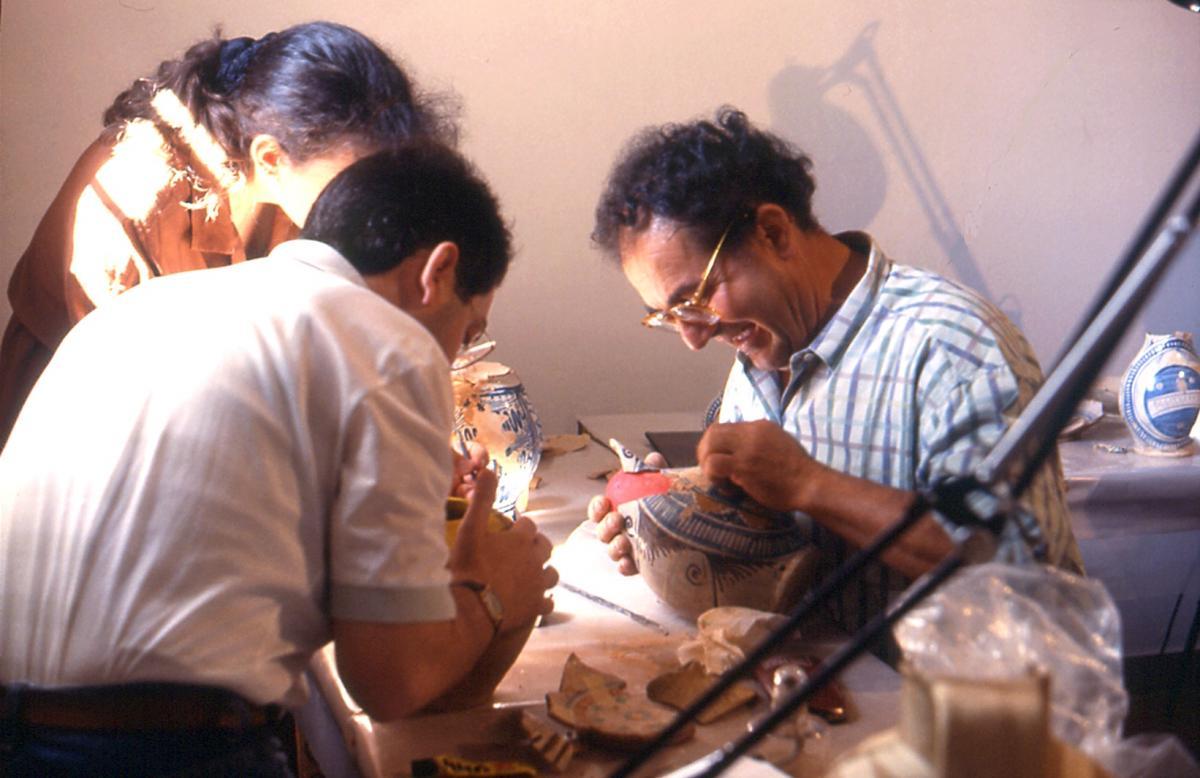 Restauro ceramiche